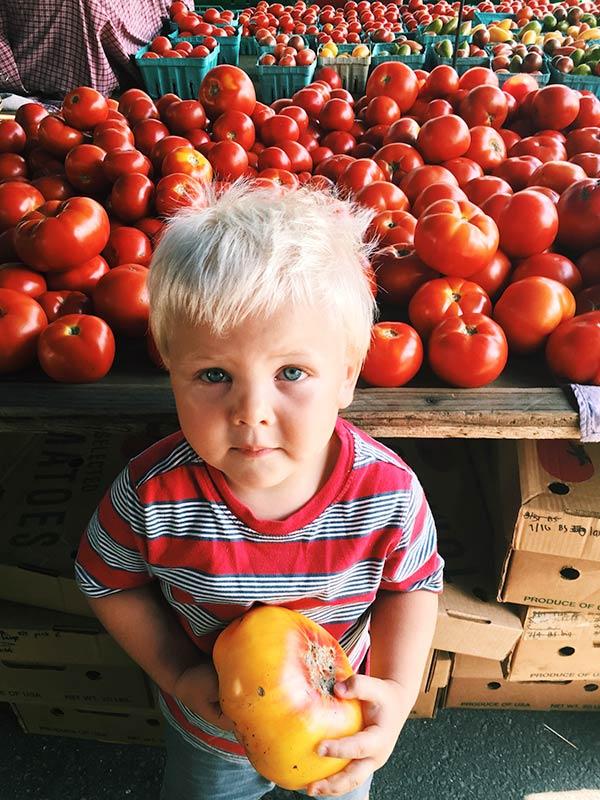 kids-tomatoes