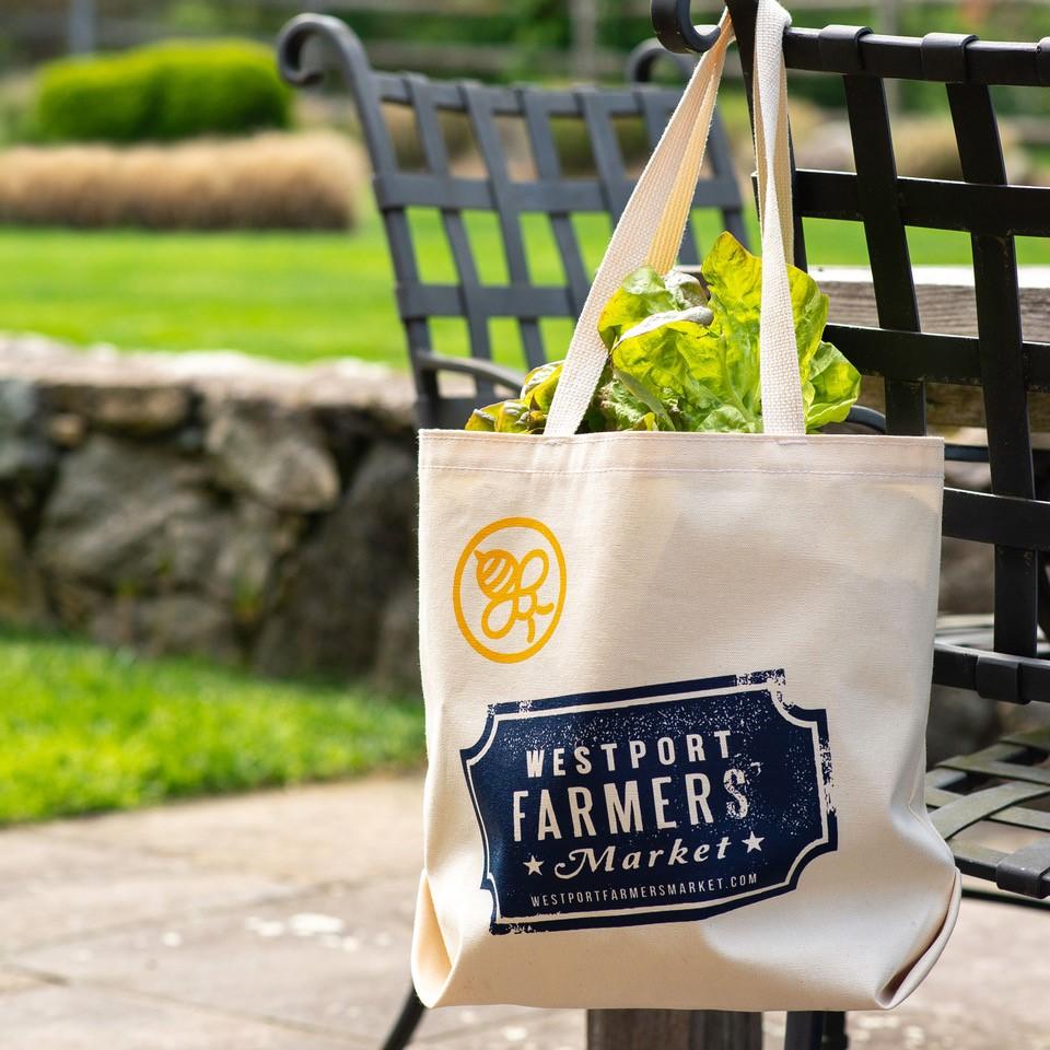 Westport Farmers' Market Bag