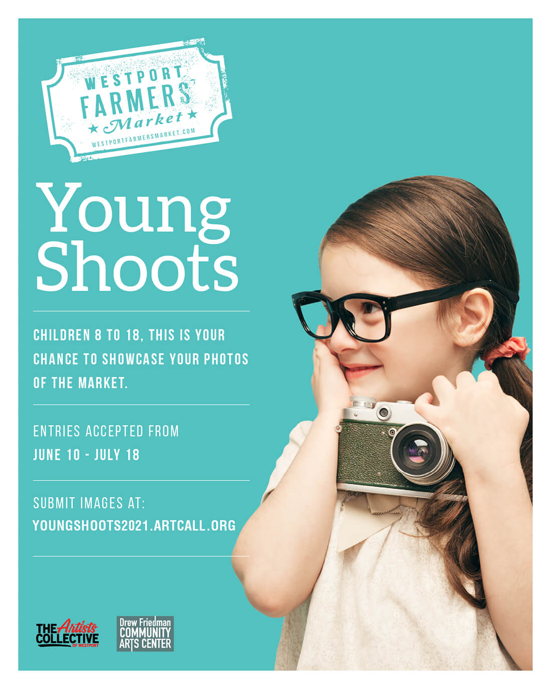 Young Shoots entries accepted June 10 - July 18
